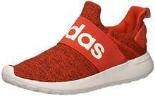 adidas Men's Lite Racer Adapt Running Shoe, core red/White/Black