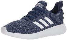 adidas Men's Lite Racer BYD Running Shoe, Dark Blue White