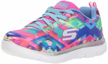 Skechers Kids Girls' Skech Appeal 2.0 Sneaker, Blmt, Little Kid