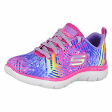 Skechers Kids Girl's Skech Appeal 2.0 81685L (Little Kid/Big Kid) Multi Little Kid