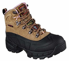 Skechers Work Radford-Ligonier Women's Boot Light Brown
