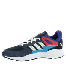 Adidas Chaos Men'S Sneaker 9.5 D(M) Us Ink-White-Shock Red
