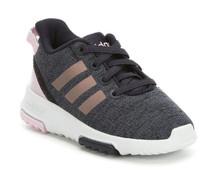 Adidas Baby Racer Tr Running Shoe, Legend Ink/Vapour Grey Metallic/Aero Pink, 6K M Us Toddler