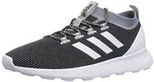 adidas Men's Questar Rise Running Shoe, Black/White/raw Grey, 14 M US