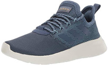 adidas Women's Lite Racer Reborn, ash Grey/tech Ink/raw Sand, 7 M US