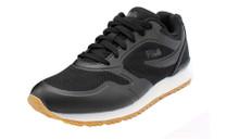 Fila Womens Forerunner 18 Low Top Sneakers,Black,10