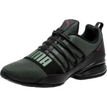 PUMA - Mens Cell Regulate Krm Shoes, Size: 11.5 D(M) US, Color: Iron Gate/Puma Black/Pomegranate