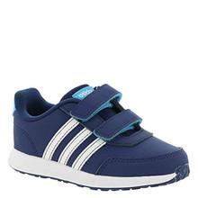 adidas Kids Unisex VS Switch 2 CMF (Infant/Toddler) Dark Blue/Footwear White/Shock Cyan 8 M US Toddler