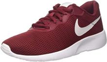 Nike Boys' Tanjun (Bg) Trainers, (Team Red/Vast Grey White 601), 4.5 Uk 37.5 Eu
