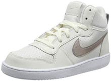 Girls' Nike Court Borough Mid (Gs) Shoe??Ships Directly From Nike??