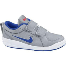 Nike Unisex Pico 4, Sneakers EUR 32 Gray and Blue
