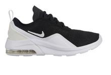 Nike Boy's Air Max Motion 2 Shoe Black/White Size 5.5 M US