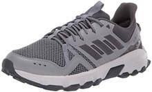 adidas Men's Rockadia Trail, Grey, 12 M US