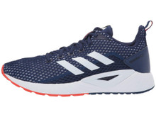 adidas Running Men's Questar Climacool Dark Blue/Footwear White/Active Orange 9 D US