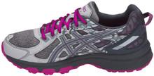 ASICS Gel-Venture 6 MX Women's Running Shoe, Mid Grey/Purple Spectrum, 10 M US