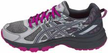 ASICS Gel-Venture 6 MX Women's Running Shoe, Mid Grey/Purple Spectrum, 9 M US