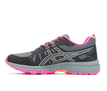 ASICS Women's Gel-Venture 7 (D) Shoes, 10W, Carrier Grey/Silver