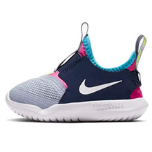 Nike Flex Runner (td) Toddler At4665-403 Size 4