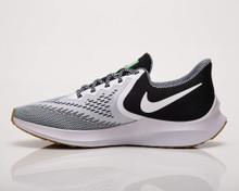 Nike Zoom Winflo 6 Se Mens Sneakers BQ9261-001, Black/White/Gum Light Brown, Size US 11.5
