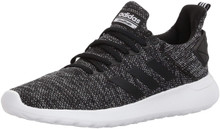 adidas Lite Racer BYD Shoes Men's, Black/White/Black, 14