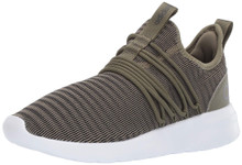 adidas Men's Lite Racer Adapt, raw Khaki/Black, 9 M US