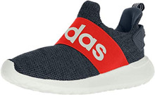 adidas Men's Cloudfoam Lite Racer Adapt Trace Blue/Active Red/Grey Two 10 D US