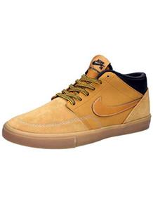 Nike - SB Portmore II SLR M Bota - AJ6978779 - Color: Brown-Honey - Size: 11.5