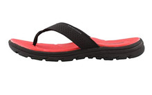 Skechers Boy's, Supreme Pool Days Thong Sandals Black 4 M