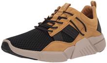 Mark Nason Los Angeles Men's Curvature Sneaker, Wheat/tan, 9.5 M US