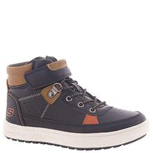 Skechers Direct Pulse-Civix 94127L Boys' Toddler-Youth Boot 12.5 M US Little Kid Black