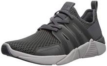 Mark Nason Los Angeles Men's Base Sneaker, Grey, 11 M US