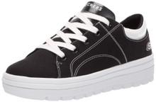 Skechers Girls' Street Cleats 2 Sneaker Black 13