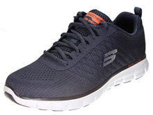 Skechers Synergy Groove Time Men's Casual Sneakers, Dark Navy 11.5 US