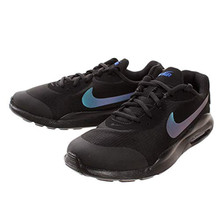 Nike Kids' Grade School Air Max Oketo Shoes (6, Black/Racer Blue)