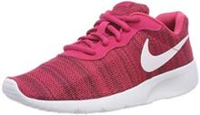 Nike Kids' Tanjun GS Running Shoes Rush Pink/White-Red 3.5