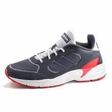 adidas Men's 90s VALASION Track Shoe, Legend Ink/Trace Blue/Active Red, 8 Standard US Width US