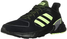 adidas 90S VALASION Sneaker - Men's (9, Black/Pale Green)