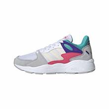 adidas Women's Chaos Walking Shoe White/Ecru Tint/Grey 6.5 Medium US
