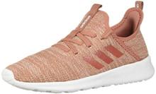 adidas Women's Cloudfoam Pure Running Shoe, Pink/Pink/White, 8 Medium US