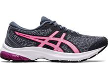 ASICS Women's Gel-KUMO Lyte Shoes, 11M, Metropolis/HOT Pink