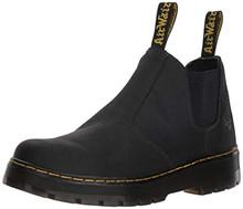 Dr. Martens Men's Hardie Boot, Black, 13 Regular UK (14 US)
