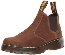 Dr. Martens Men's Hardie Boot, Whiskey, 13 Regular UK (14 US)