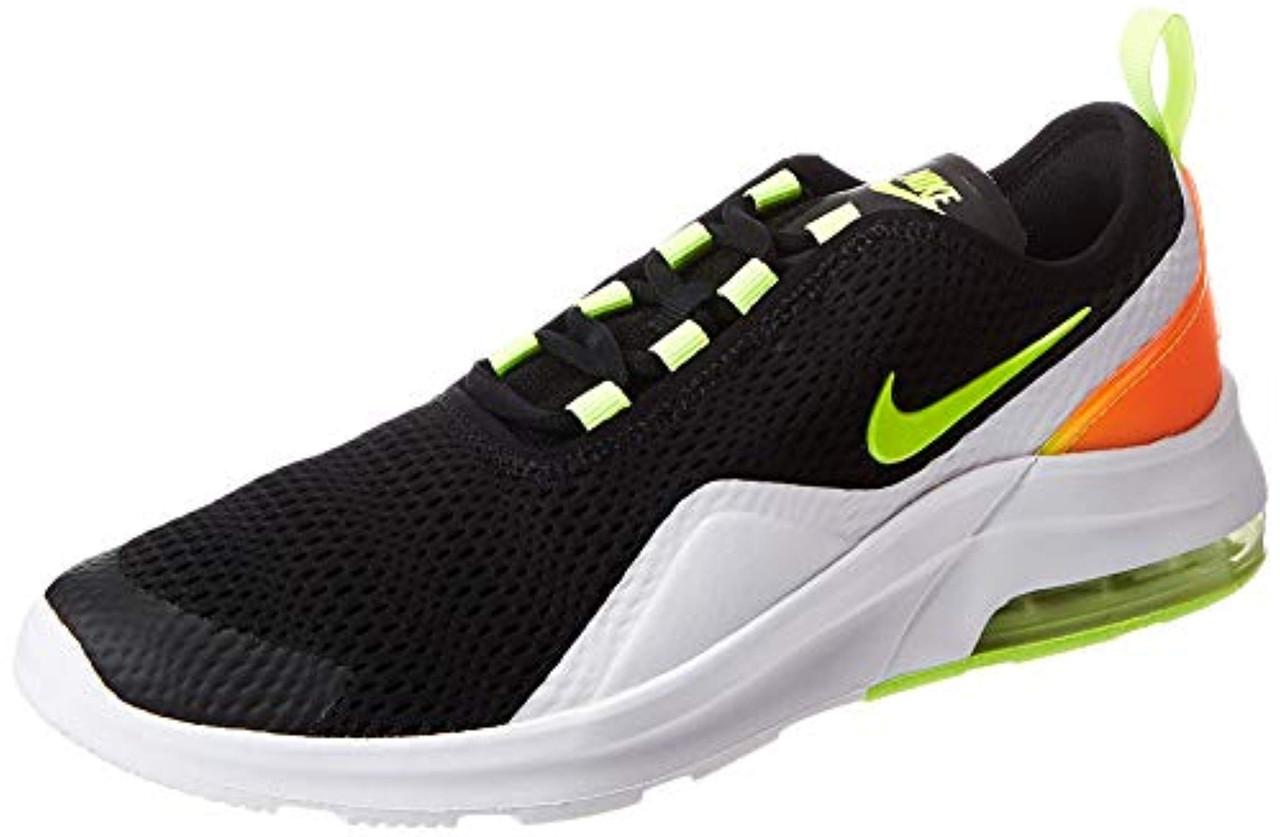 Nike Air Max Motion 2 Rf (gs) Big Kids Bv0710 001 Size 4.5