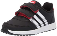 adidas Kids VS Switch 2 CMF (Infant/Toddler) Haze Coral/White/Grey Two 3 Infant