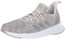adidas Men's Asweego Running Shoe, raw White/Grey/Grey, 9.5 M US