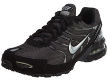 Nike Men's Air Max Torch 4 Running Shoe Anthracite/Metallic Silver/Black Size 8.5 M US