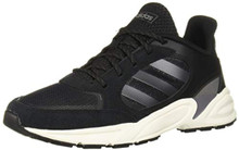 adidas Women's 90s Valasion Sneaker, Black/Night Metallic/Grey, 6.5 M US