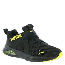 PUMA Unisex Enzo Slip On Sneaker, Black-Meadowlark, 2 M US Little Kid
