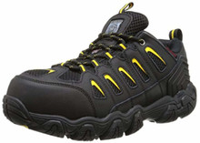 Skechers for Work Men's Blais Hiking Shoe, Black
