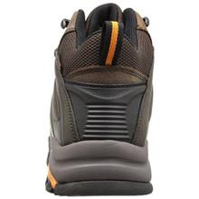 Skechers for Work Men's Delleker Lakehead Work Boot, Brown/Orange